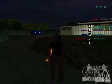Новые скины La Coza Nostrы для GTA:SA для GTA San Andreas пятый скриншот
