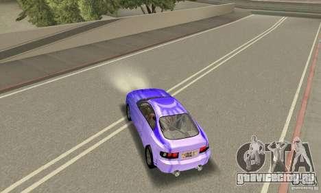 Toyota Celica GT4 2000 для GTA San Andreas колёса
