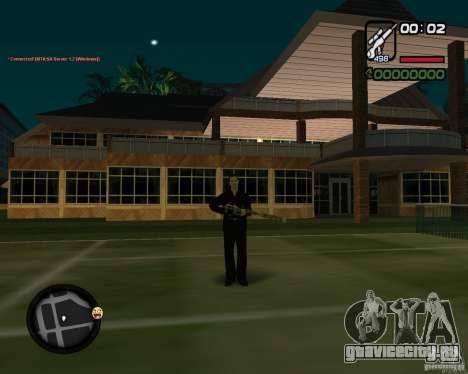 Sniper для GTA San Andreas третий скриншот