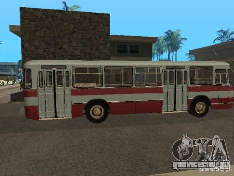 ЛиАЗ 677 для GTA San Andreas вид справа