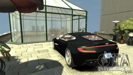 Aston Martin One-77 [EPM] для GTA 4 вид сзади слева