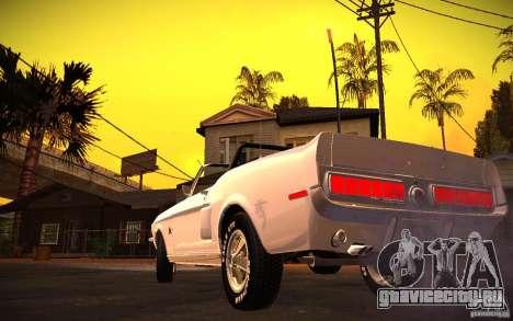ENBSeries v1.0 By ГАЗелист для GTA San Andreas третий скриншот