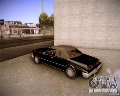 HD Idaho для GTA San Andreas вид слева