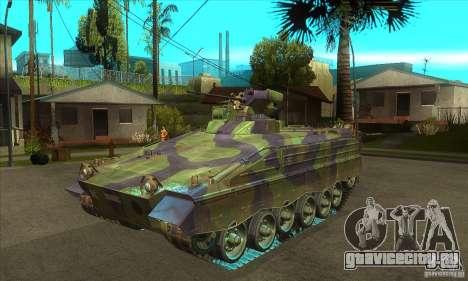 Marder 1A3 для GTA San Andreas