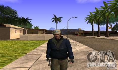 Grove Street v1.0 для GTA San Andreas шестой скриншот