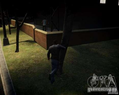 Collision Mod для GTA 4 второй скриншот