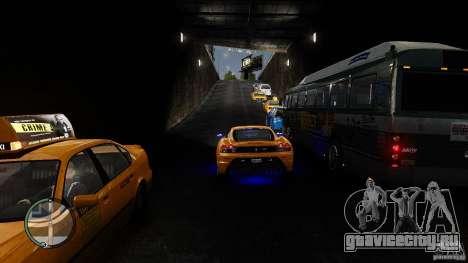 Traffic Load [Final] для GTA 4 третий скриншот