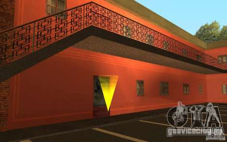 UGP Moscow New Jefferson Motel для GTA San Andreas