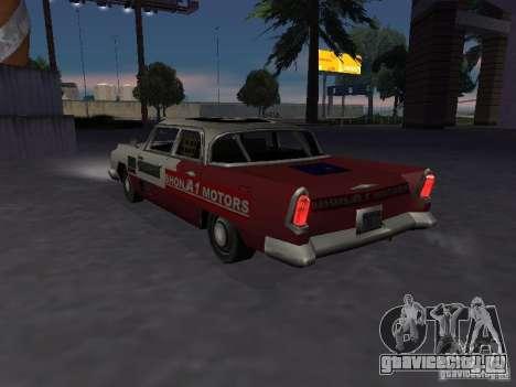 Bloodring Banger A из Gta Vice City для GTA San Andreas вид слева