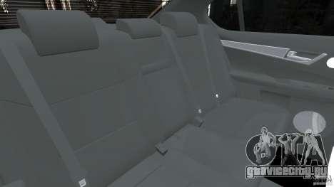 Lexus GS350 2013 v1.0 для GTA 4 вид сбоку