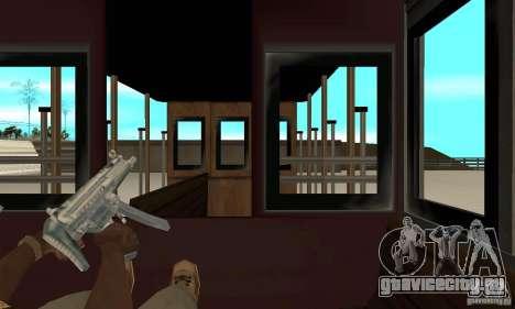 Tram для GTA San Andreas вид изнутри