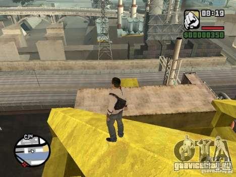 Desmond Miles для GTA San Andreas пятый скриншот