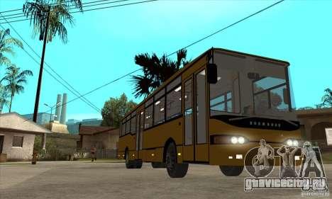 Волжанин 52702 для GTA San Andreas вид сзади