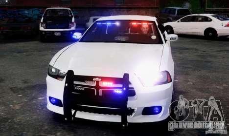 Dodge Charger 2012 Slicktop ELS для GTA 4