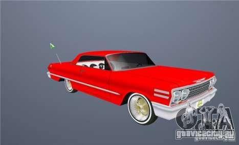 Voodoo для GTA San Andreas салон