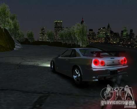 Rocky Drift Island для GTA 4 третий скриншот