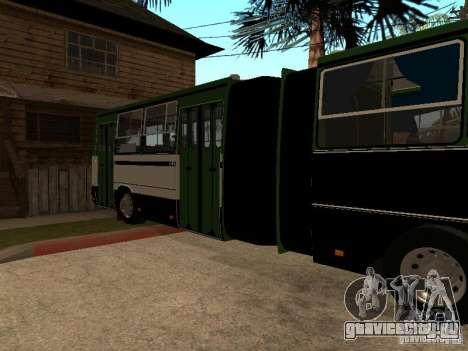 Прицеп к IKARUS 280 33M для GTA San Andreas