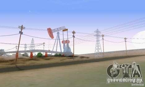 ENBSeries by dyu6 v6.0 для GTA San Andreas восьмой скриншот