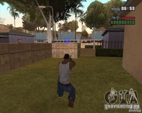 New Pistel TT30 для GTA San Andreas второй скриншот