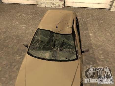 Fiat Palio 1.8R для GTA San Andreas вид сбоку