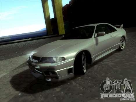 Nissan Skyline GTR BNR33 для GTA San Andreas
