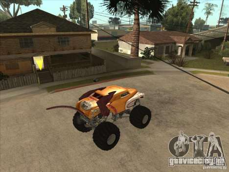 Monster Mutt для GTA San Andreas вид справа