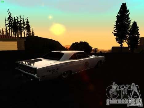 ENBSeries by AlexKlim для GTA San Andreas восьмой скриншот