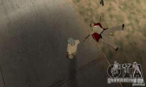 GTA IV Blood для GTA San Andreas второй скриншот