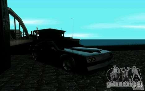 Supernatural ENB V.0.1 для GTA San Andreas