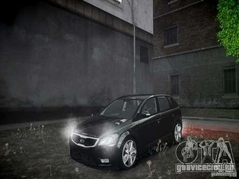 Kia Ceed для GTA 4