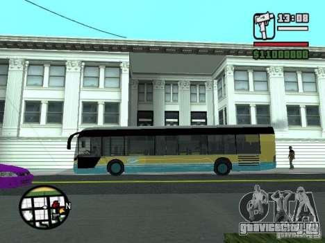 CitySolo 12 для GTA San Andreas вид сзади слева