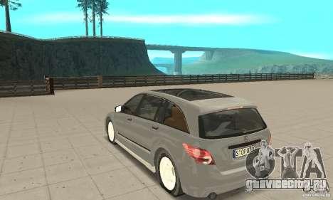 Mercedes-Benz R-Class для GTA San Andreas