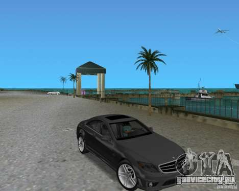 Mercedess Benz CL 65 AMG для GTA Vice City