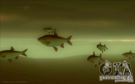 ЯЗЬ вместо дельфина для GTA San Andreas третий скриншот