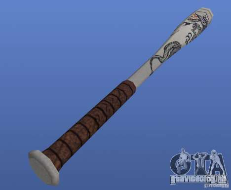 Baseballschlager (The bat) для GTA 4 второй скриншот