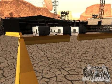 Prison Mod для GTA San Andreas седьмой скриншот