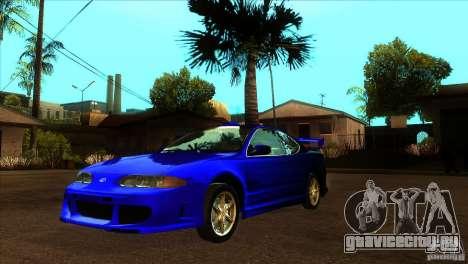 Oldsmobile Alero 2003 для GTA San Andreas салон