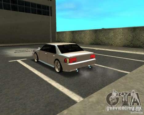 Azik Sultan для GTA San Andreas вид справа