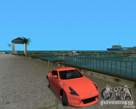 Nissan 370Z для GTA Vice City