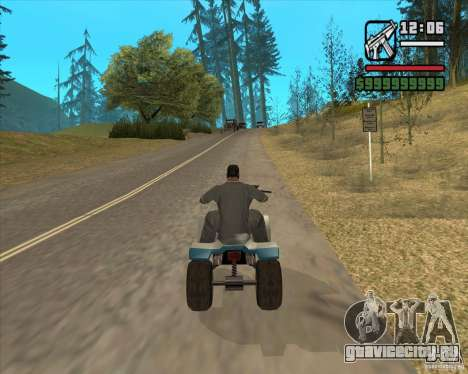 Дом охотника v3.0 Final для GTA San Andreas седьмой скриншот