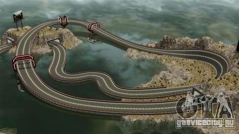 Stunt Speedway Park для GTA 4 шестой скриншот