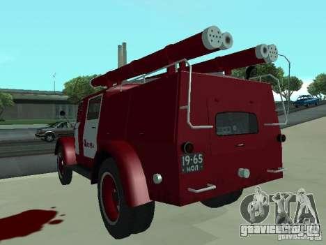 ГАЗ 51 АЦП 20 для GTA San Andreas вид справа
