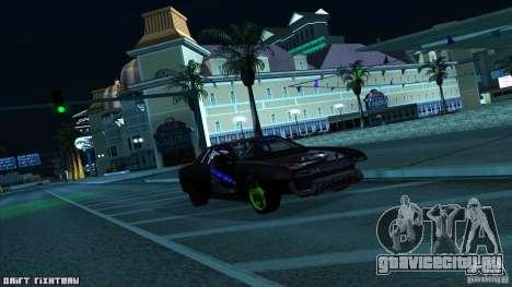 Elegy hard для GTA San Andreas вид слева