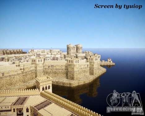 Ancient Arabian Civilizations v1.0 для GTA 4 третий скриншот