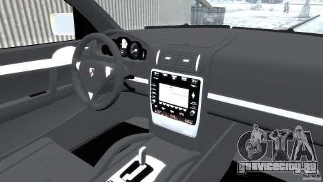 Porsche Cayenne S 2008 для GTA 4 вид справа