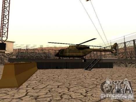 Prison Mod для GTA San Andreas восьмой скриншот