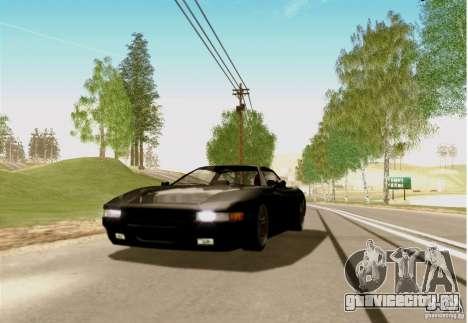 ENBSeries FS by FLaGeR v 1.0 для GTA San Andreas пятый скриншот