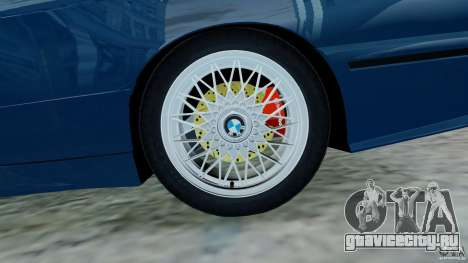 BMW M3 E30 FINAL для GTA 4 вид сзади