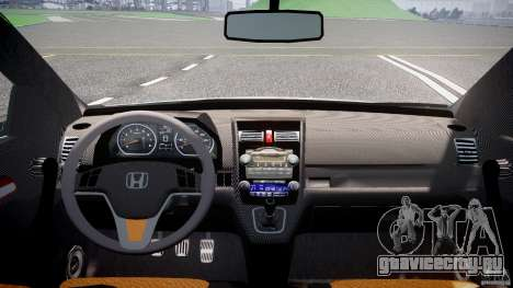 Honda C-RV 2007 SeX_BomB для GTA 4