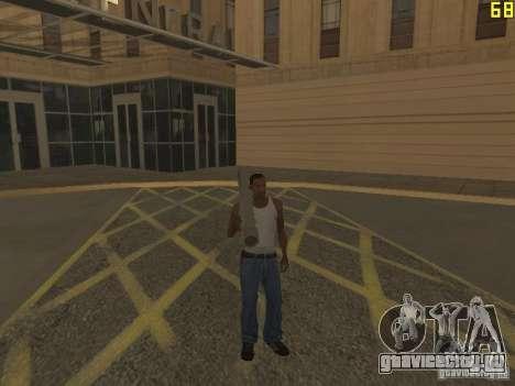 Регенерация оружия при убийстве для GTA San Andreas четвёртый скриншот